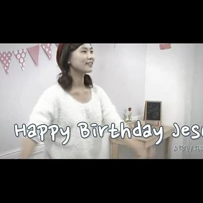 10. Happy Birthday Jesus